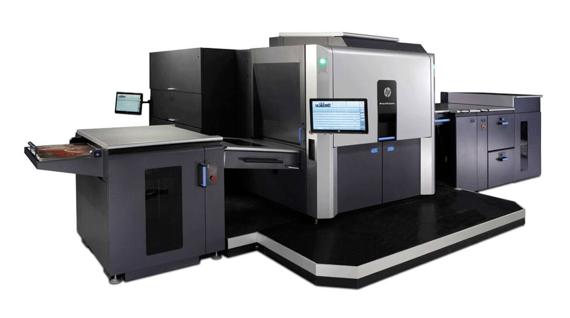 Impressora HP Indigo 12000