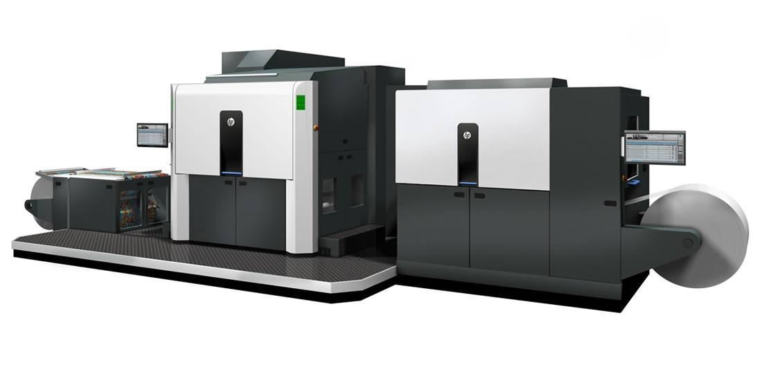 Impressora HP Indigo 20000
