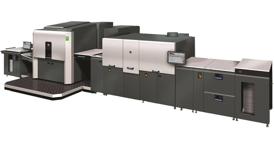 Impressora HP Indigo 30000