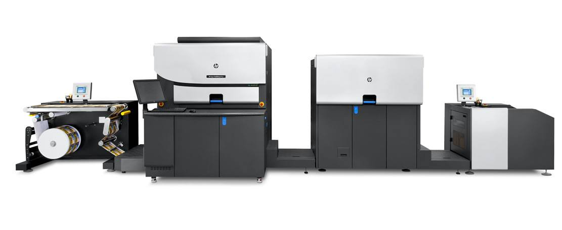 Impressora HP Indigo WS6800