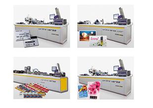 Impressora Cardline Versa Color Plus (Personalização e Envelopamento de Cartões)