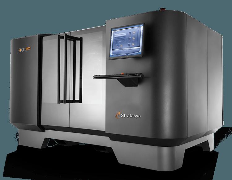 Impressora 3D Object 1000 Plus