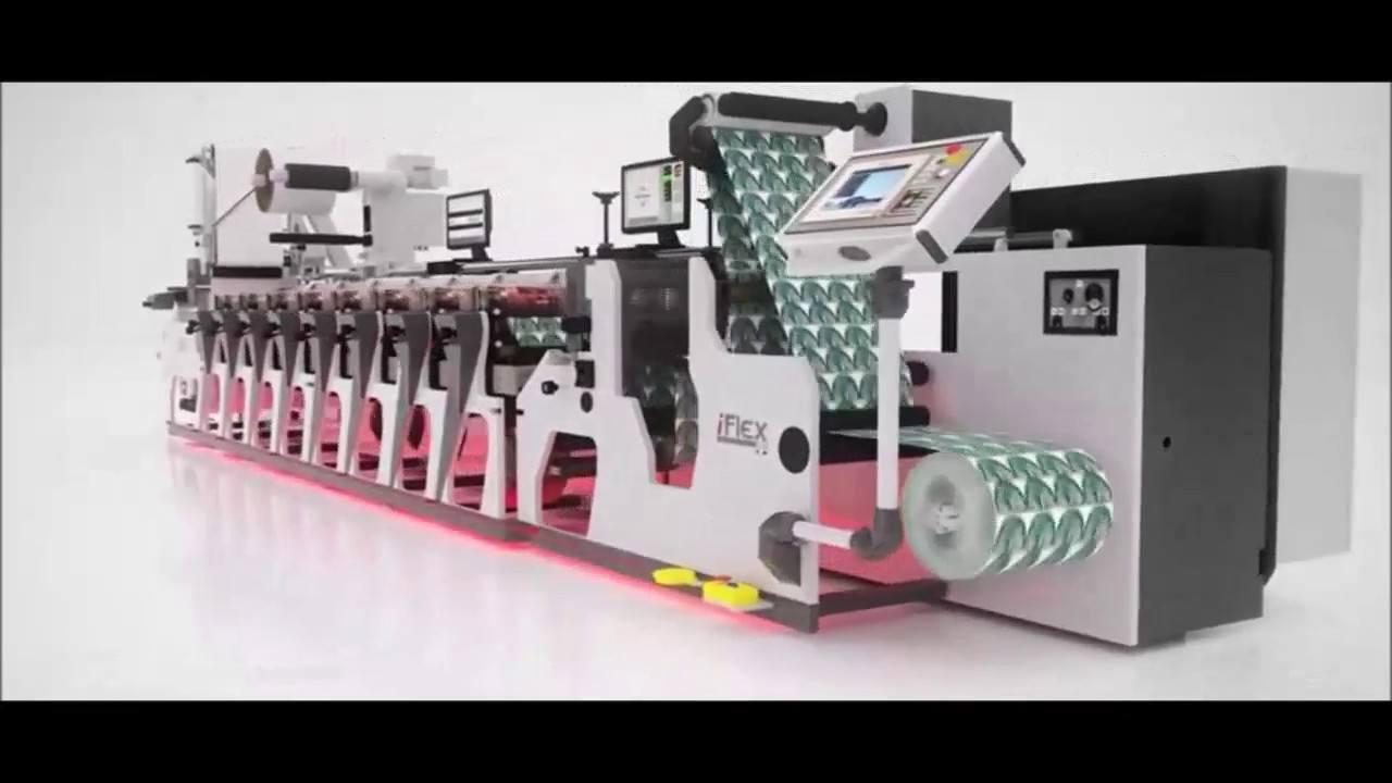 Impressora Iflex