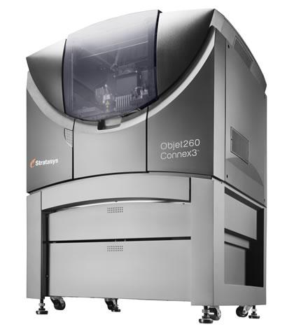Impressora 3D Objet260 Connex3
