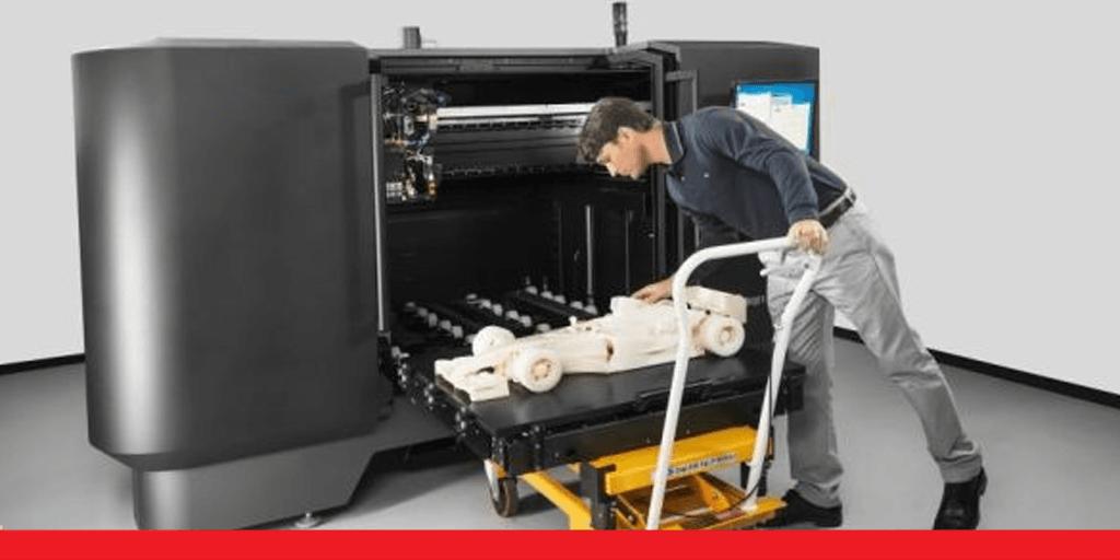 Impressora 3D Industrial: O Que Ela Pode Fazer?