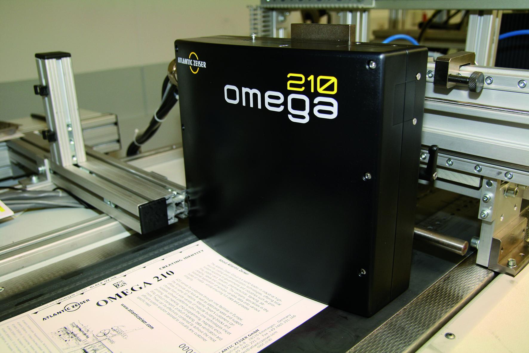 Impressora Omega Printer