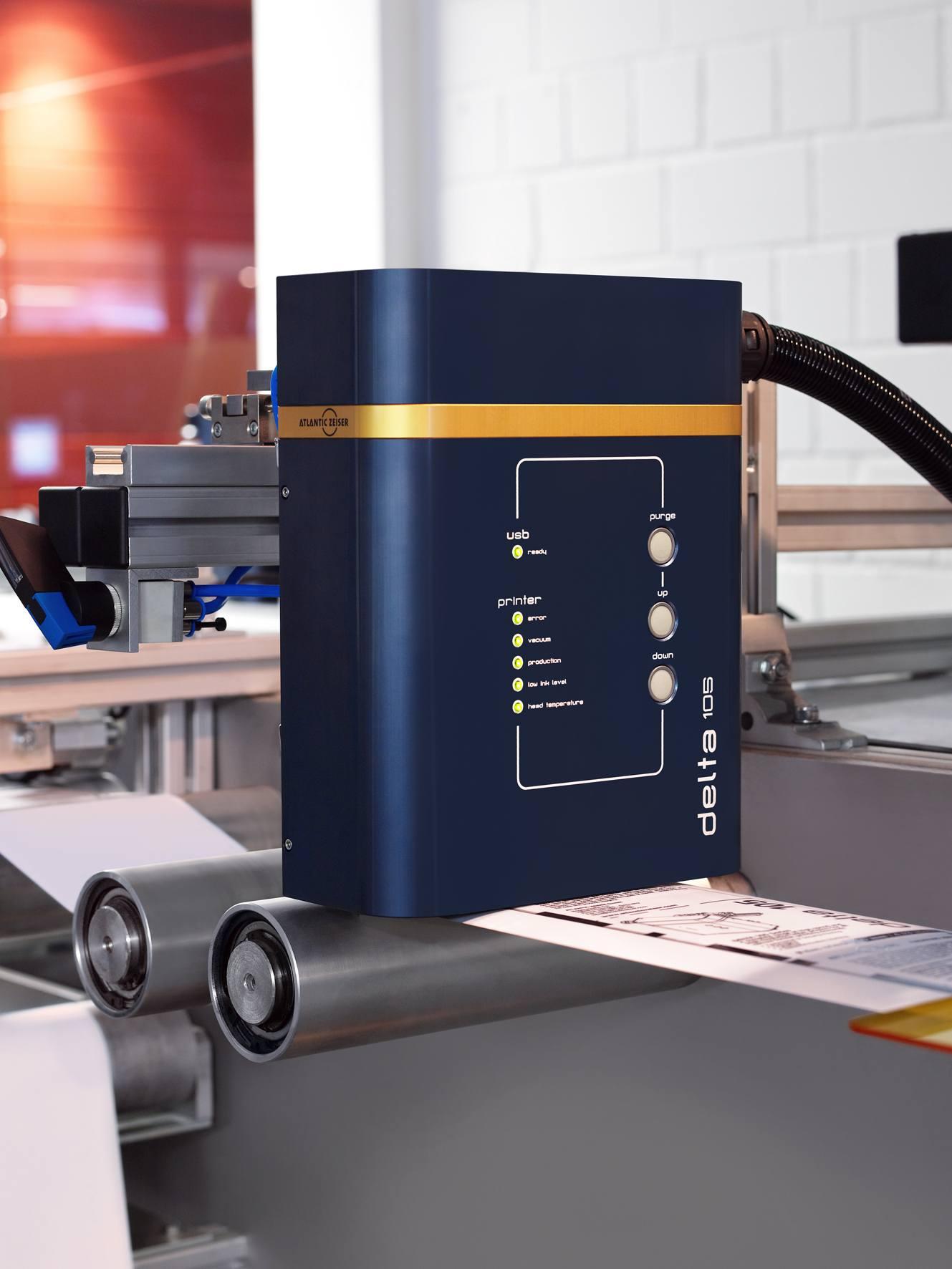 Impressora Delta – DOD UV