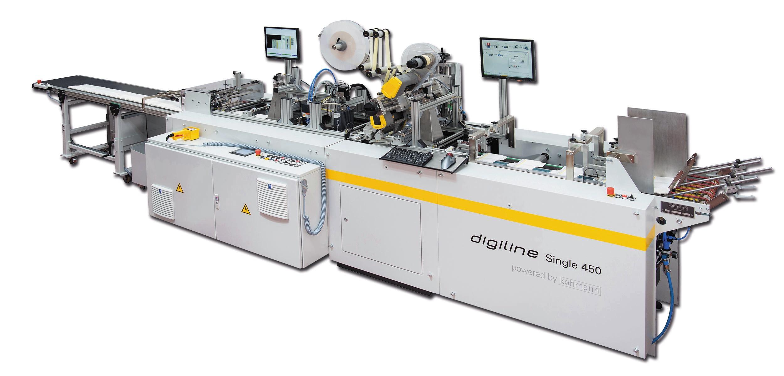 Impressora Digiline 450 – DOD UV