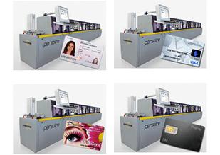 Impressora Persoline (Personalização e Envelopamento de Cartões)