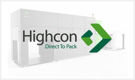 Highcon - Equipamentos Para Corte-Vinco Digital de Embalagens