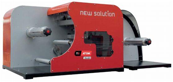 Impressora NS Atom