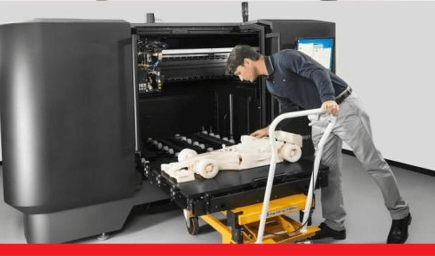 impressora 3D para prototipagem