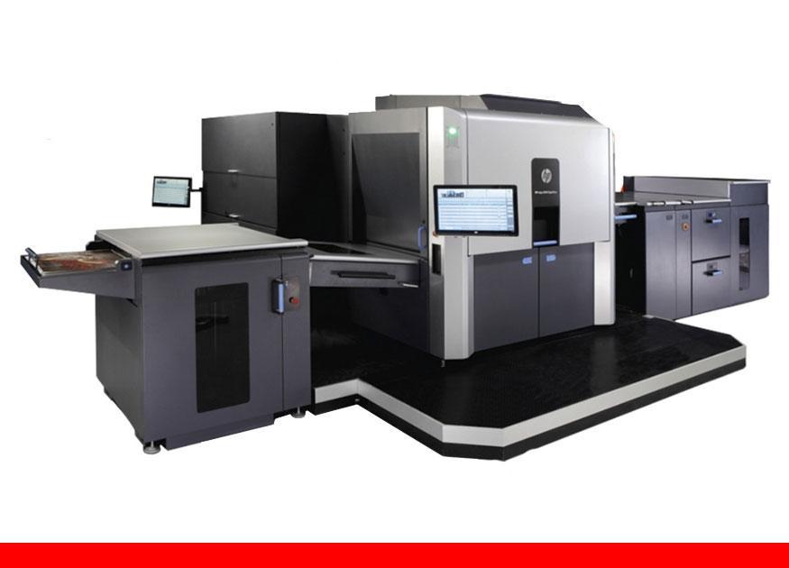 Crie Incríveis possibilidades de negócio com a impressora HP Indigo 12000