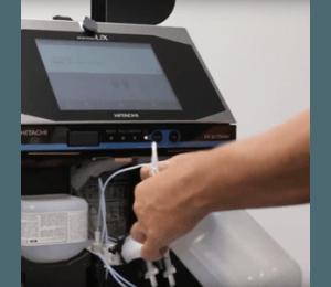 Troca de filtro – UX series