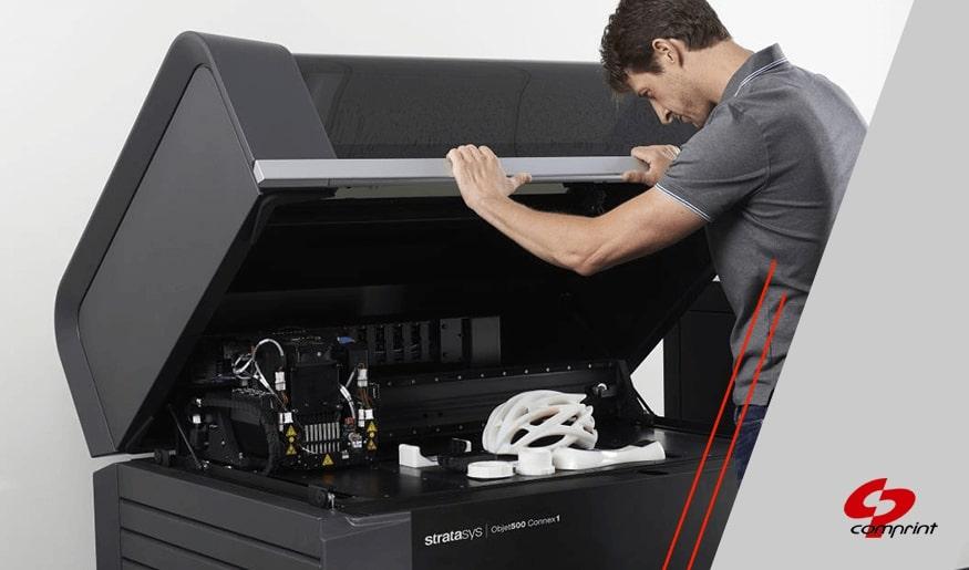 Impressora 3D Stratasys: Materialize suas ideias