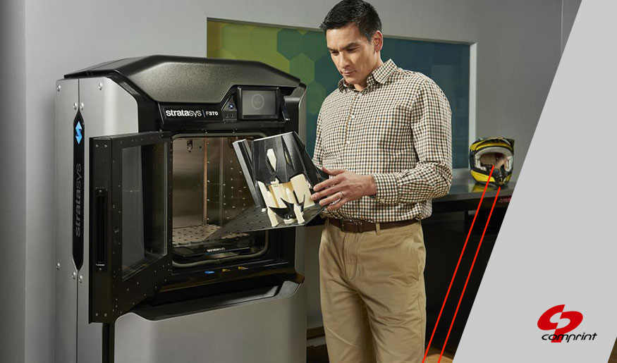 Tecnologia Polyjet e a Prototipagem Rápida