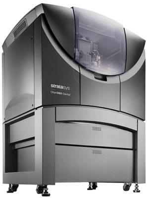 Impressora-3D-Stratasys-Dentais-Objet260-Dental