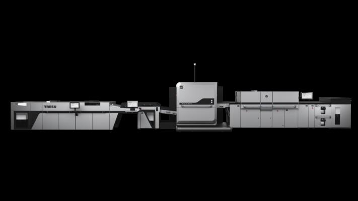 Impressora digital HP Indigo 35k