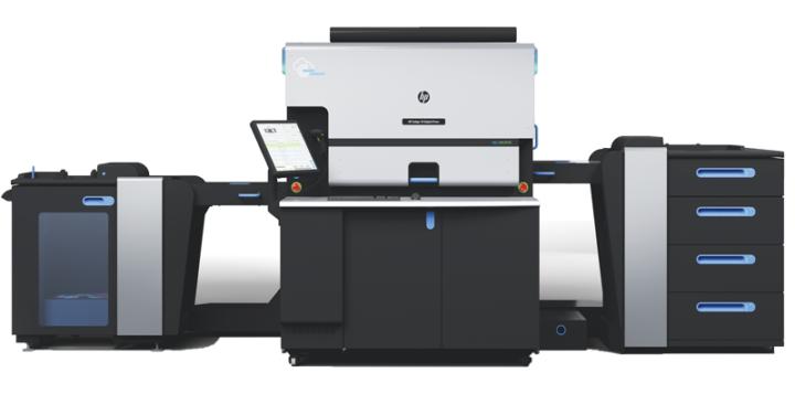 Impressora digital HP Indigo 7k
