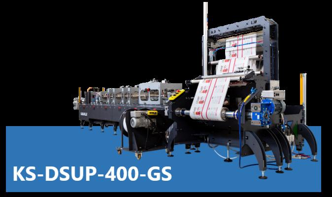 Impressora ks-dsup-400-gs